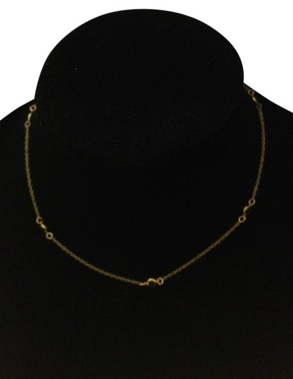 Preload https://item3.tradesy.com/images/unknown-vintage-gold-tone-green-choker-style-necklace-1016362-0-0.jpg?width=440&height=440
