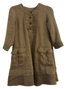 H&M Linen Polyester Rayon Tunic