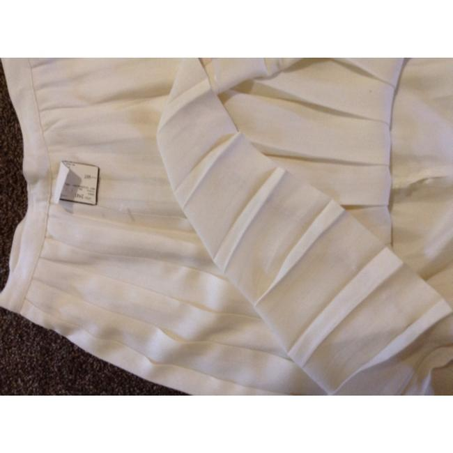 WOOLMARK Skirt Cream