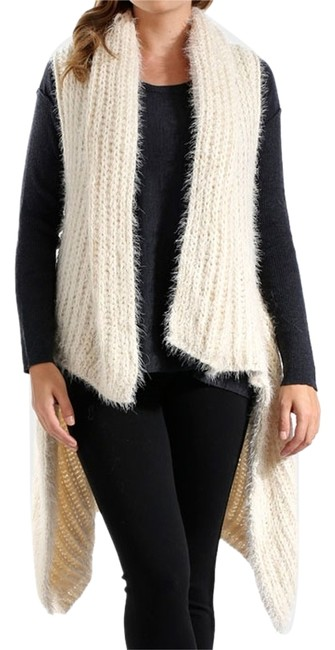 Preload https://img-static.tradesy.com/item/10164337/ivory-cozy-chic-long-knit-sweater-poncho-vest-size-os-one-size-0-1-650-650.jpg