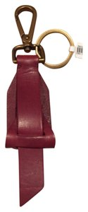Madewell Leather Welcome Key Fob