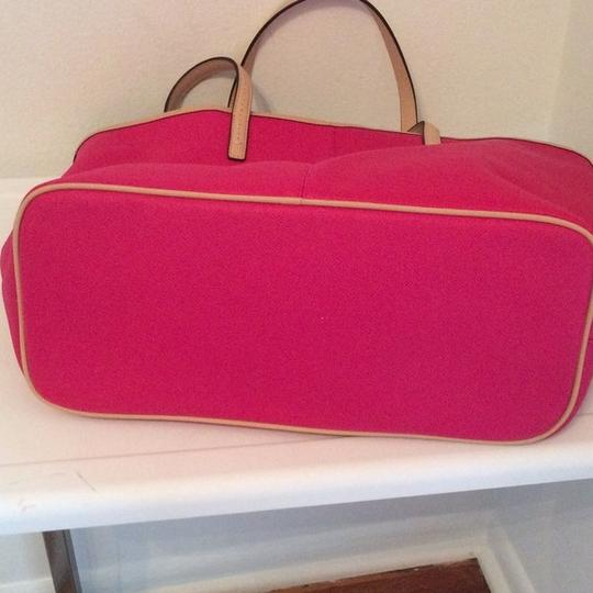 Coach Metro New With Tags Tote in Pink Ruby Image 2