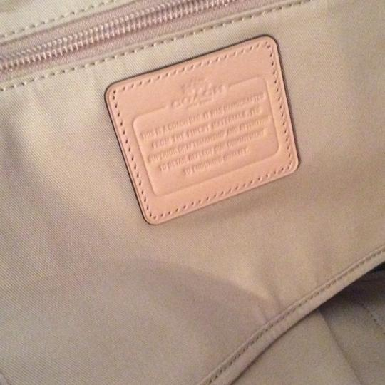 Coach Metro New With Tags Tote in Pink Ruby Image 3