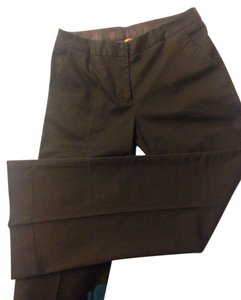 Tory Burch Boot Cut Pants Brown
