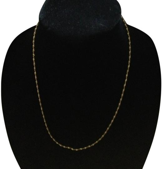 Preload https://item4.tradesy.com/images/unknown-vintage-gold-tone-twisted-chain-necklace-1016573-0-0.jpg?width=440&height=440