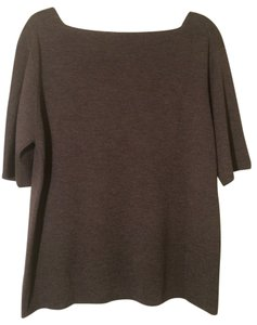 Eileen Fisher Brown Sweater