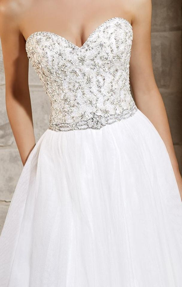 Mori lee 2775 wedding dress on sale 49 off wedding for Mori lee wedding dress sale