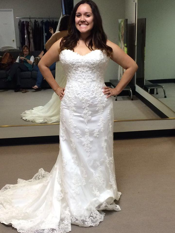 emmas wedding dress