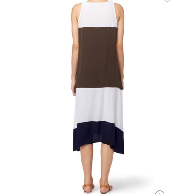 White/olive/navy Maxi Dress by Bailey 44 Image 1