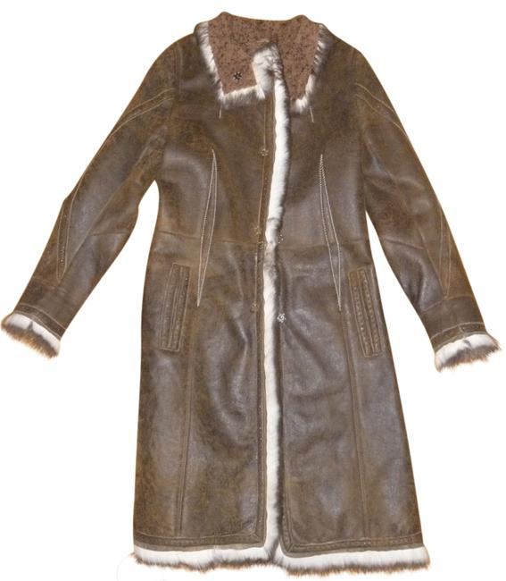 Preload https://item4.tradesy.com/images/brown-new-without-tags-lamb-shearling-fur-coat-size-4-s-1016818-0-0.jpg?width=400&height=650