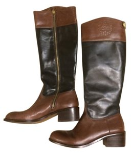 Vince Camuto Two tone - black and brown Boots