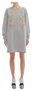 MCQ by Alexander McQueen short dress Gray on Tradesy