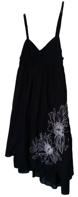 Liberty of London for Target short dress Black Sunflower Hippie Sundress on Tradesy