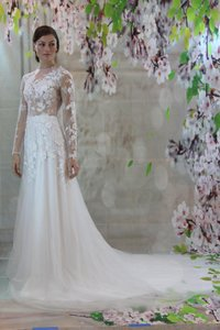 Sexy Romantic 3d Lace Silk Bridal Gown Beach Wedding Dress Wedding Dress