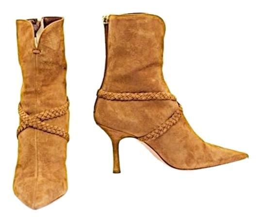 Preload https://img-static.tradesy.com/item/10169953/jimmy-choo-caramel-suede-rear-zip-7-hi-w3-heel-braid-detail-bootsbooties-size-eu-365-approx-us-65-re-0-1-540-540.jpg