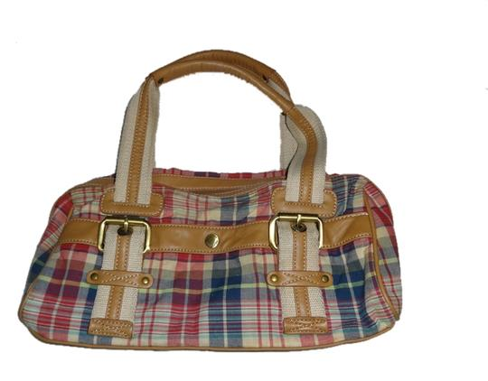 Preload https://item3.tradesy.com/images/tommy-hilfiger-plaid-tote-1017012-0-0.jpg?width=440&height=440