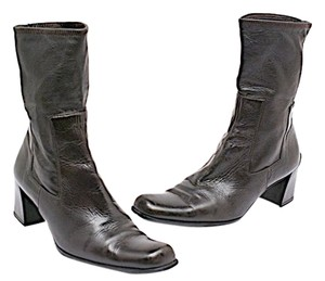Prada Softest Stretchy Black Boots