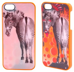Marc by Marc Jacobs Marc Jacobs iPhone 5 Zebra Holographic Case