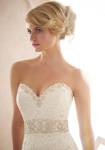 Mori Lee 2616 Wedding Dress
