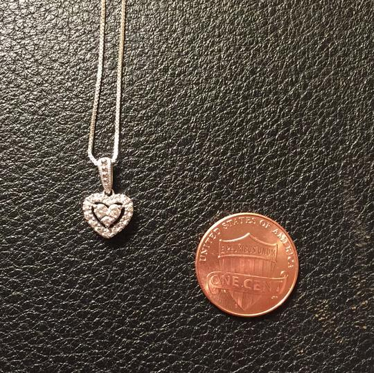Reeds Heart Necklace