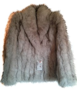 Saga Furs blue Jacket