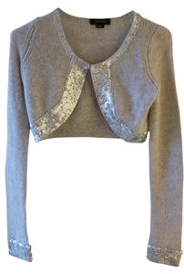 Christopher Fischer Sequined Evening Shrug