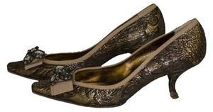 Dolce&Gabbana gold / silver Pumps