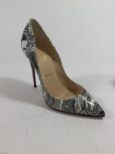 Christian Louboutin Marbled Pumps