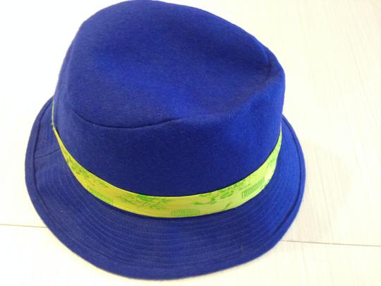 Other Mens XL Cobalt Blue fedora