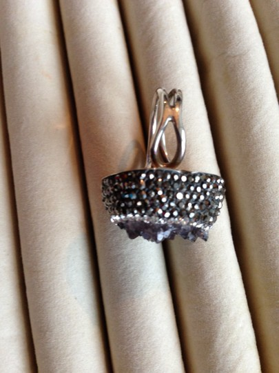 Other Amethyst Drusy ring