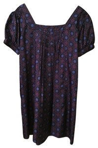 Laundry by Shelli Segal Silk Pattern Casual Party Dress