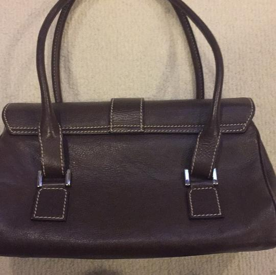 Lambertson Truex Satchel in Brown Image 2