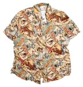 Anna And Frank Button Down Shirt Multi color