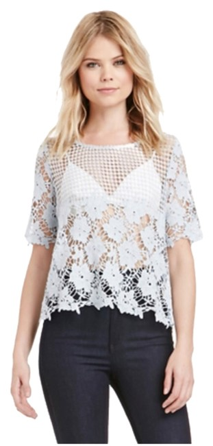 Preload https://item1.tradesy.com/images/joan-and-david-blue-floral-lace-night-out-top-size-4-s-10179415-0-1.jpg?width=400&height=650
