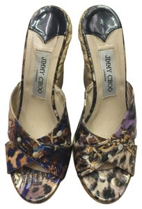 Jimmy Choo Wedge Espadrille Wedges