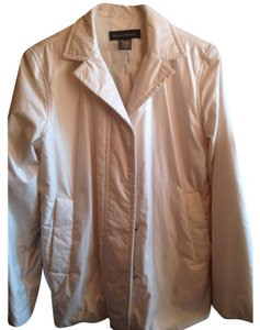 Banana Republic Ivory Womens Jean Jacket