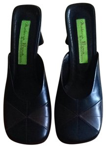 fantini Black Brown Pumps
