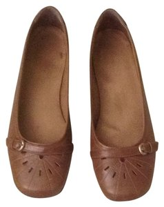 Aerosoles Brown Flats