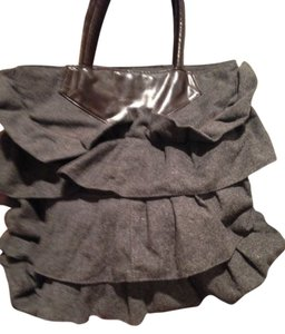 Charlotte Russe Satchel in Gray