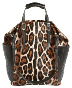 Jimmy Choo Tote in Animal Print