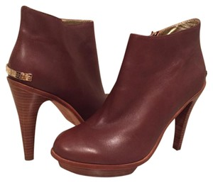 Elaine Turner Ankle Leather brown Boots