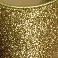 Xappeal Glitter Round Toe Formal Gold Pumps Image 6