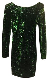 Motel Rocks Cocktail Special Occasion Sequin Dress