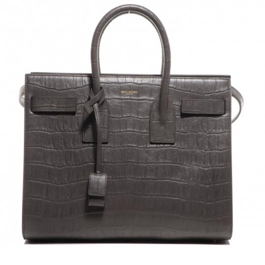 Preload https://item2.tradesy.com/images/saint-laurent-sac-de-jour-small-croc-embossed-tote-earth-leather-satchel-10184056-0-6.jpg?width=440&height=440