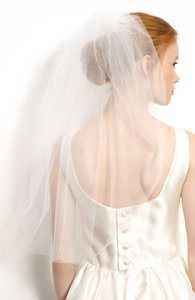 Nina Shoes Sheer Medium Audrey Bridal Veil