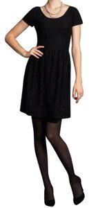 Banana Republic short dress Black Limited Limited Edition Lace on Tradesy