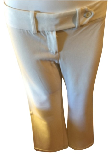 INC International Concepts Skinny Pants Cream