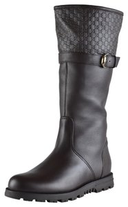 Gucci Chocolate Brown Boots