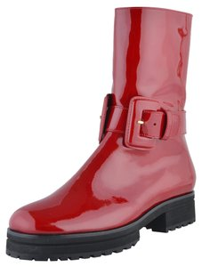 VIKTOR & ROLF Cherry Red Boots