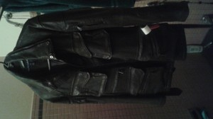 Ralph Lauren Couture Motorcycle Jacket